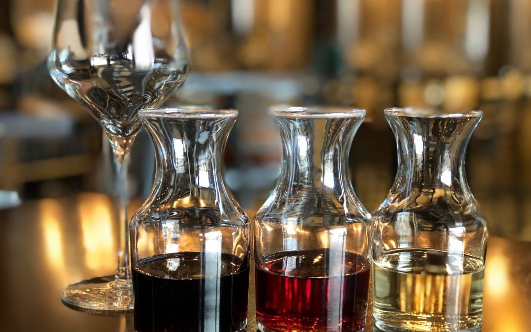 The Basics Of Smelling Wine
