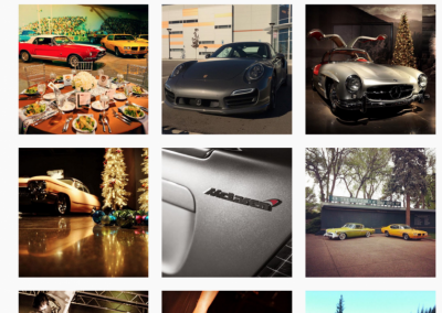 Vehicle Vault Photography And Social Media Content