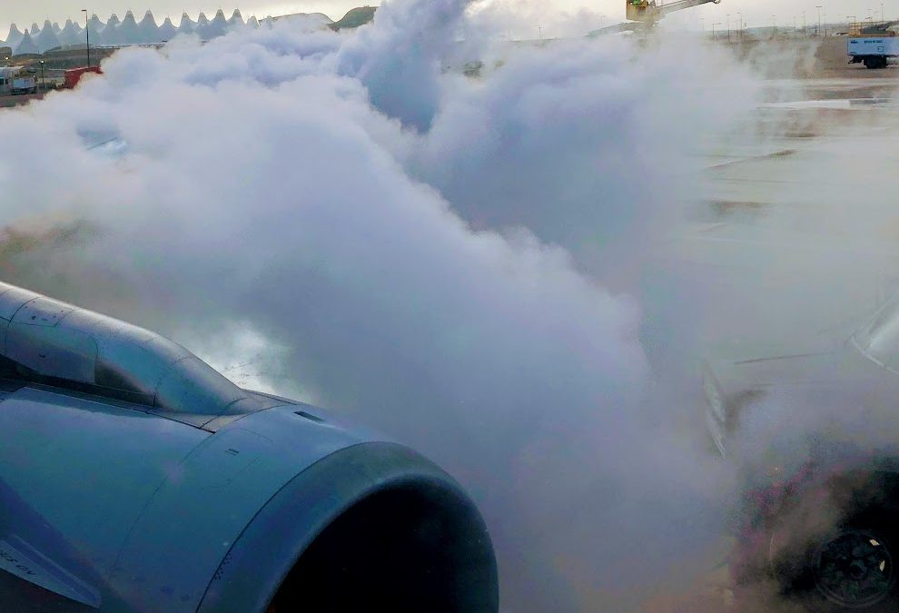 Airport executive clubs are the worst